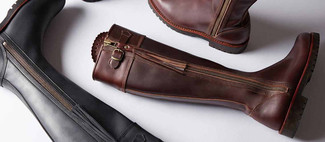 Tassel Long Boots