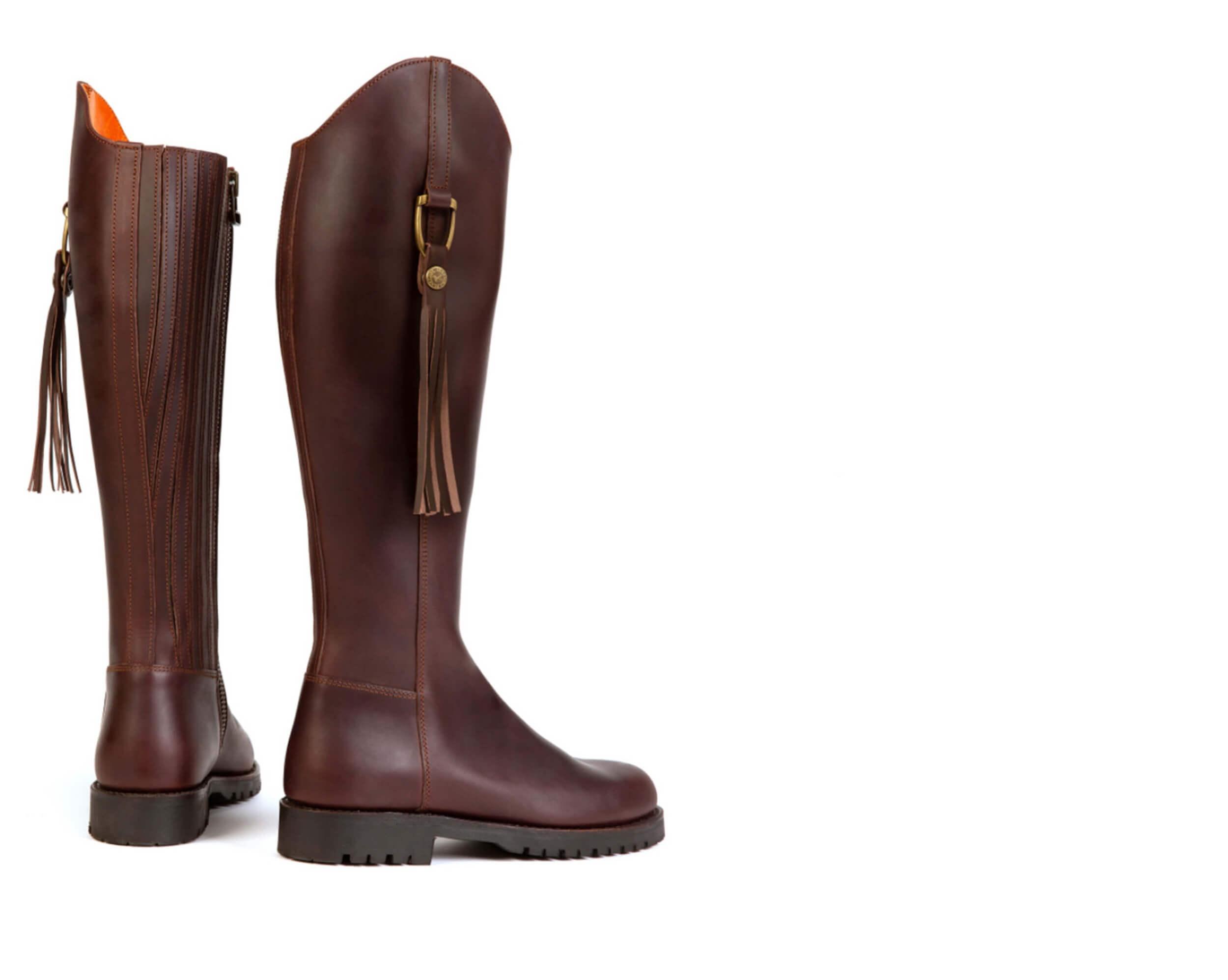 Carmona Tassel Boot