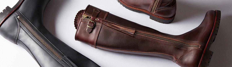 Long Tassel Boots Image